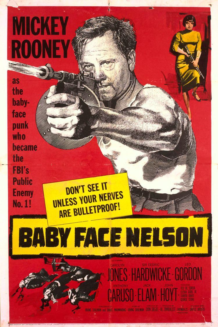 Baby Face Nelson (film) wwwgstaticcomtvthumbmovieposters7647p7647p