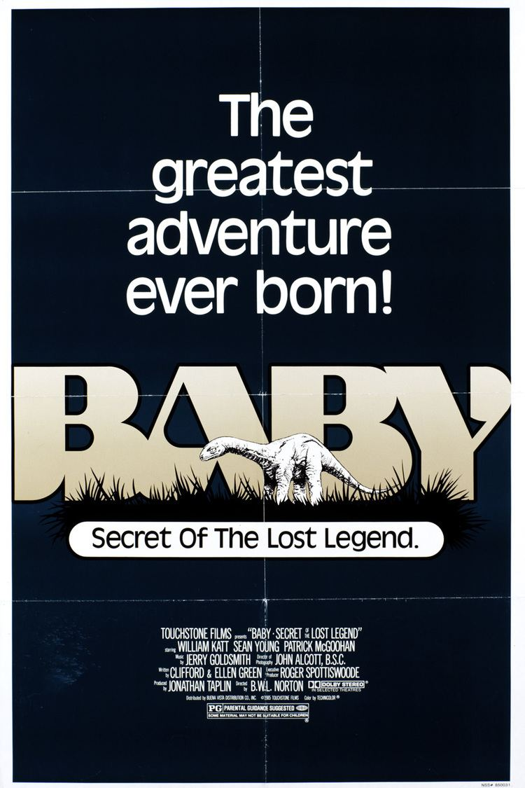 Baby: Secret of the Lost Legend wwwgstaticcomtvthumbmovieposters8702p8702p