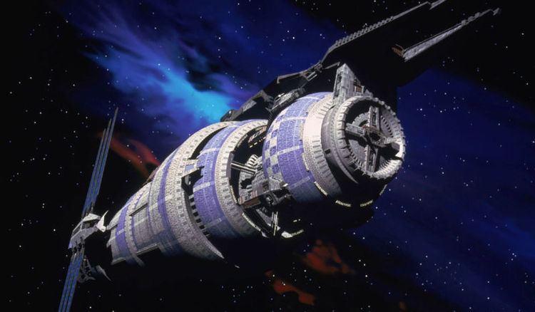 Babylon 5 The Strange Secret Evolution of Babylon 5