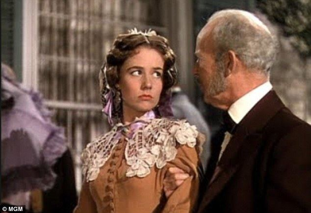 Bachelors Paradise movie scenes Classic Alicia Rhett who has died aged 98 played Ashley Wilkes in the