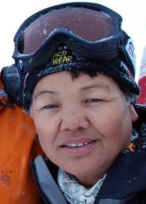 Bachendri Pal Bachendri Pal the First Indian Woman to Climb Mount Everest