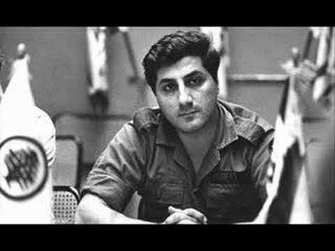 Bachir Gemayel Bachir Gemayel on the Palestinian Presence in Lebanon