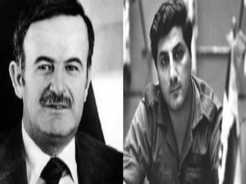 Bachir Gemayel Hafiz Asad vs Kataeb Leader Bachir Gemayel YouTube