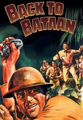 Back to Bataan Back To Bataan Theatrical Movie Trailer 1945 YouTube