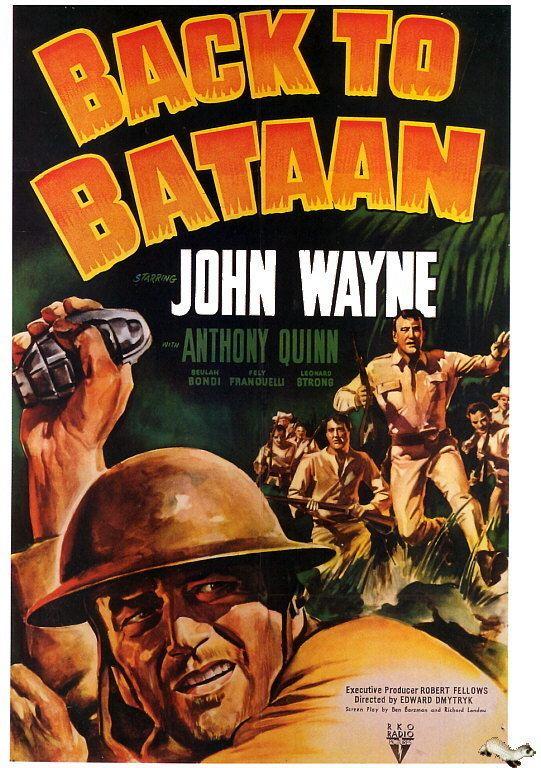 Back to Bataan John Wayne Independent Film News and Media Page 3