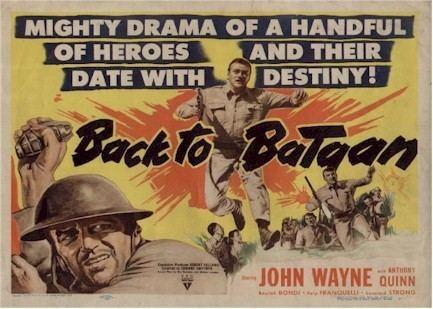 Back to Bataan Back to Bataan 1945