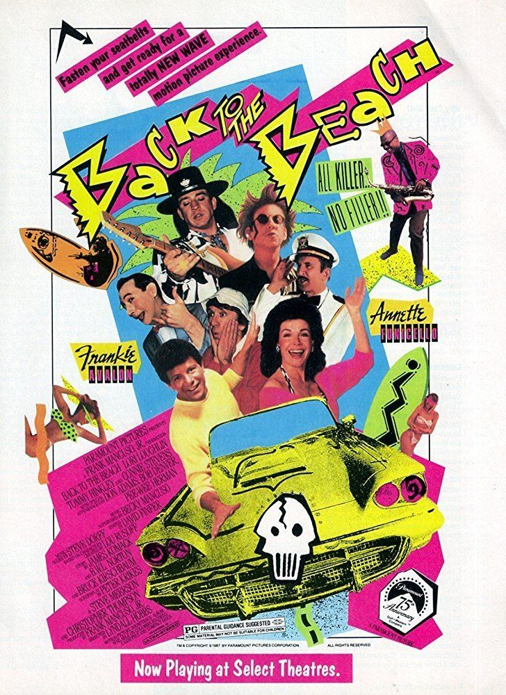 Back to the Beach Back to the Beach 1987 IMDb