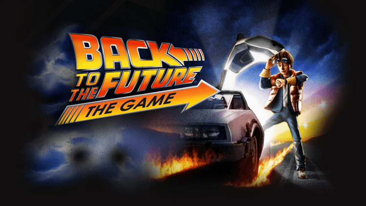 Back to the Future: The Game Back to the Future The Game Game PS3 PlayStation