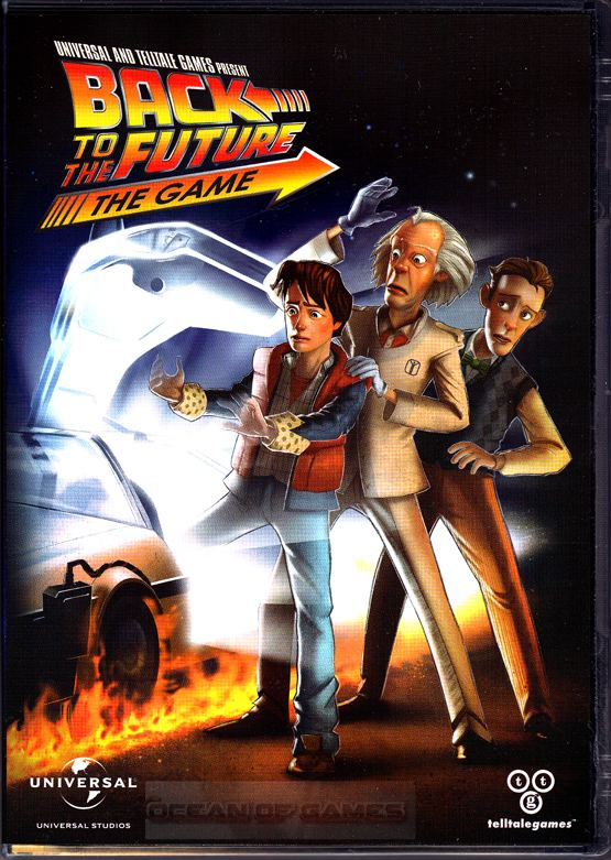 Back to the Future: The Game Back to the Future The Game Free Download
