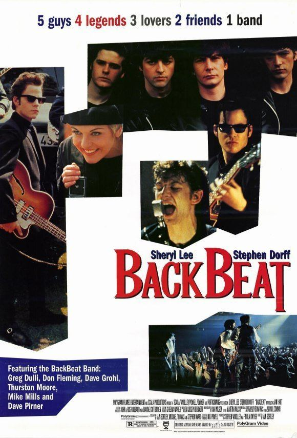 Backbeat (film) Backbeat starring Stephen Dorff Sheryl Lee Ian Hart Gary