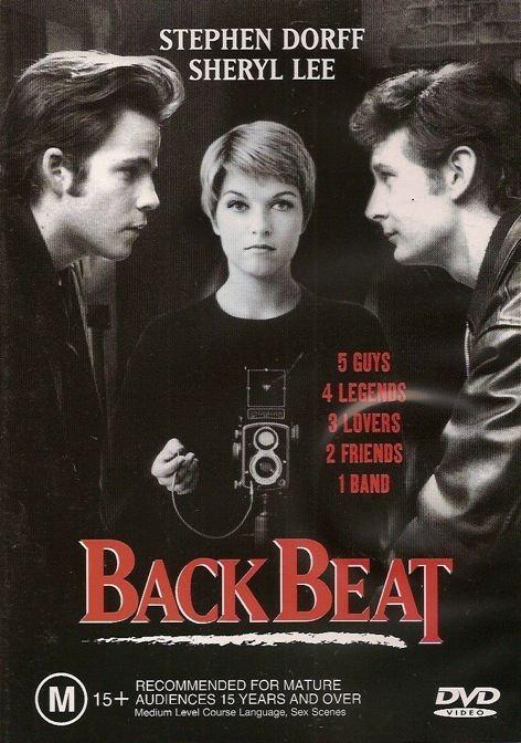 Backbeat (film) Cameron Carpenter The ABCs Of Rock B2 Segarini Dont Believe a