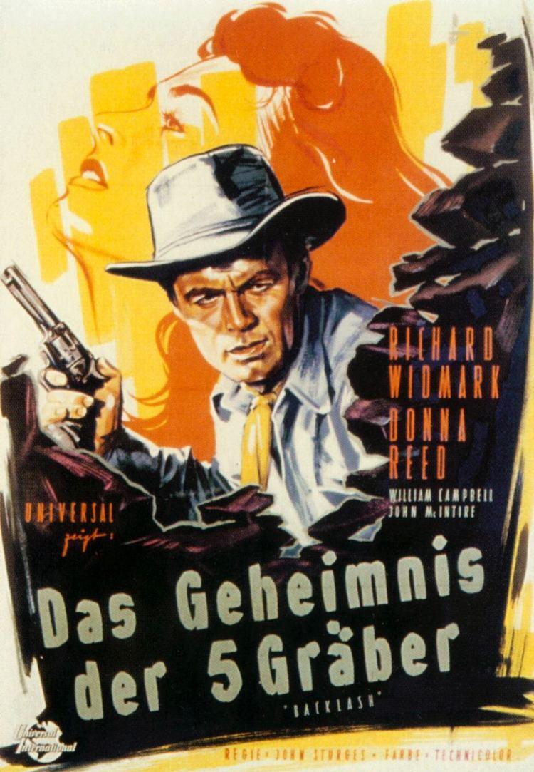 Backlash (1956 film) Backlash 1956