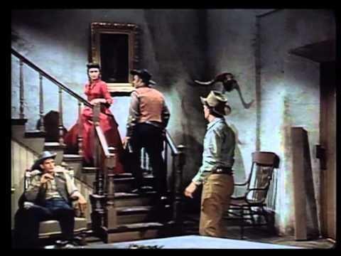 Backlash (1956 film) Backlash Trailer YouTube