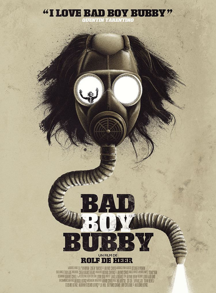 Bad Boy Bubby Bad Boy Bubby Official French Movie Poster Barbarian Factory