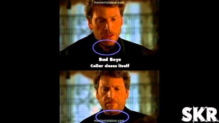 Bad Boys (1995 film) movie scenes Movie Mistakes Bad Boys 1995