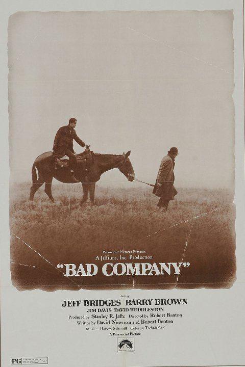 Bad Company (1972 film) wwwgstaticcomtvthumbmovieposters3371p3371p