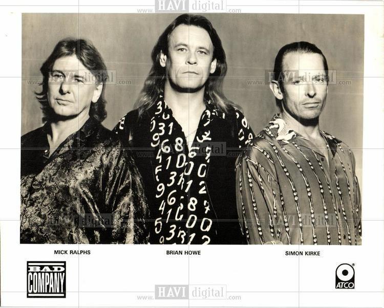 Bad Company (1992 film) 1992 Press Photo Bad Company English rock band eBay