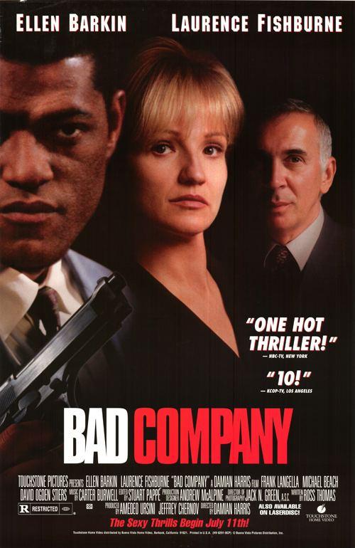Bad Company (1995 film) Bad Company movie posters at movie poster warehouse moviepostercom