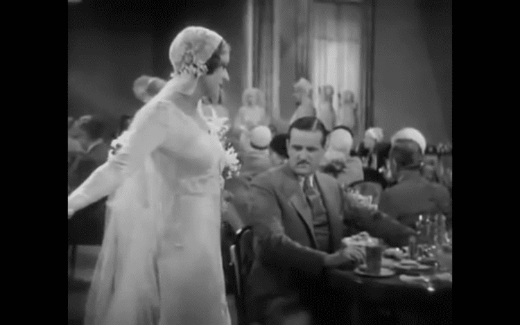 Bad Girl (1931 film) BRoll Frank Borzages BAD GIRL 1931 The Retro Set