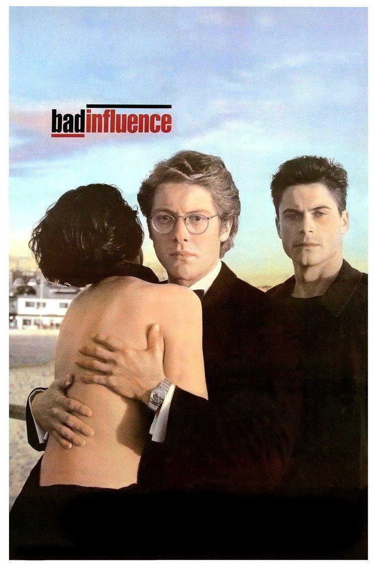 Bad Influence (film) wwwgstaticcomtvthumbmovieposters12188p12188
