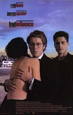 Bad Influence (film) Bad Influence film Wikipedia