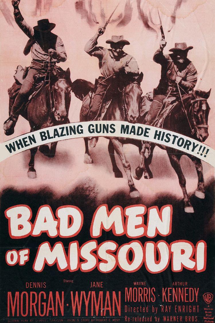 Bad Men of Missouri wwwgstaticcomtvthumbmovieposters6258p6258p