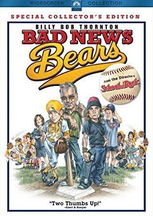 Bad News Bears Amazoncom Bad News Bears Widescreen Edition Billy Bob Thornton