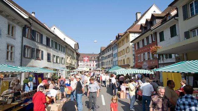 Bad Zurzach Beautiful Landscapes of Bad Zurzach