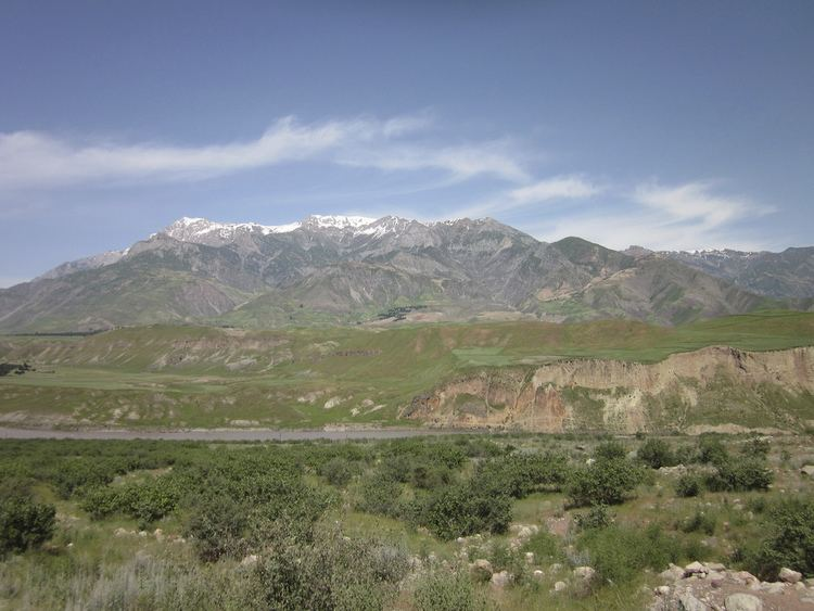 Badakhshan Province Beautiful Landscapes of Badakhshan Province