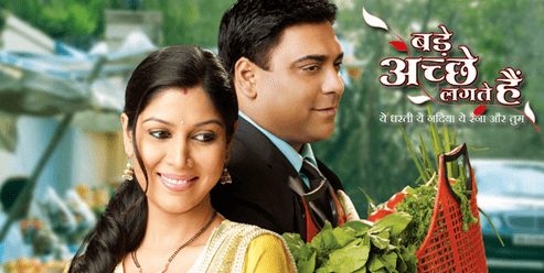 Bade Achhe Lagte Hain Bade Achhe Lagte Hain Sony39s romantic show ends with Ram and