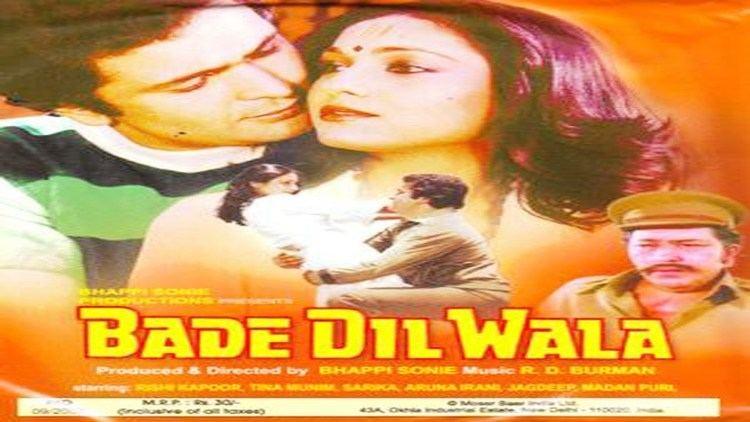Bade Dil Wala 1983 Rishi Kapoor Tina Munim Sarika YouTube