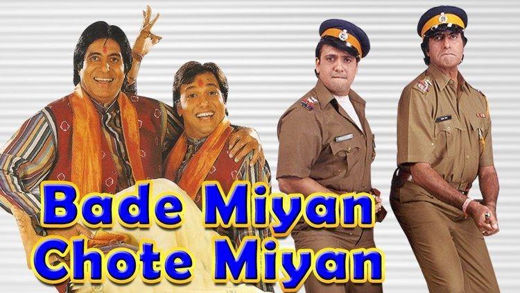 Bade Miyan Chote Miyan Bade Miyan Chote Miyan 1998 Full Hindi Movie Amitabh Bachchan