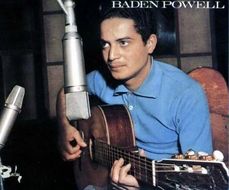 Baden Powell de Aquino Baden Powell Brazilian Guitar God KCRW Music Blog