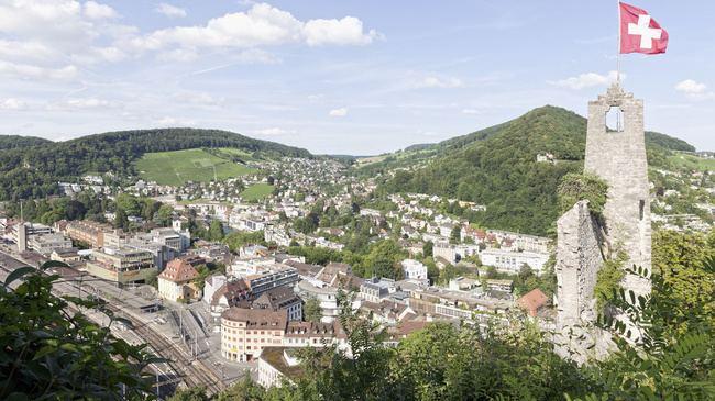Baden, Switzerland Beautiful Landscapes of Baden, Switzerland