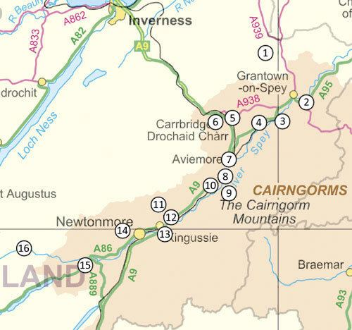 Badenoch Explore Badenoch and Strathspey Highland Council HER by exeGesIS SDM