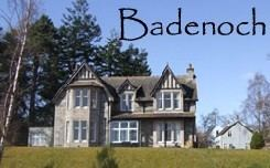 Badenoch Badenoch Newtonmore scottish highlands monarch of the glen