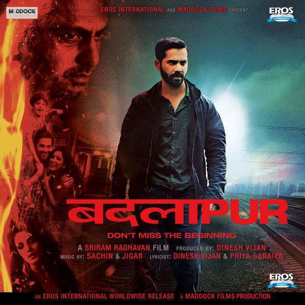 Badlapur Movie Mp3 Songs 2015 Bollywood Music