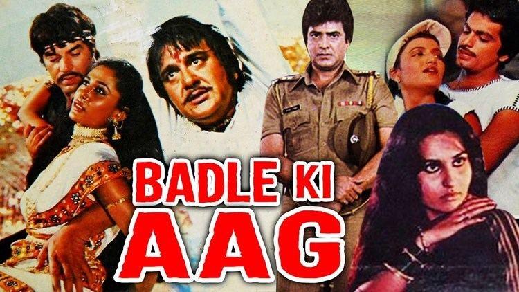 Badle Ki Aag 1982 Full Hindi Movie Dharmendra Sunil Dutt Reena