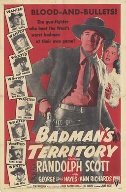 Badman's Territory Badmans Territory Wikipedia
