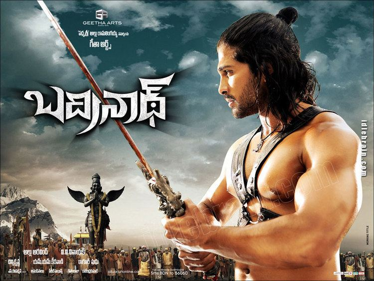 Badrinath (film) Badrinath Telugu film wallpapers Telugu cinema Allu Arjun