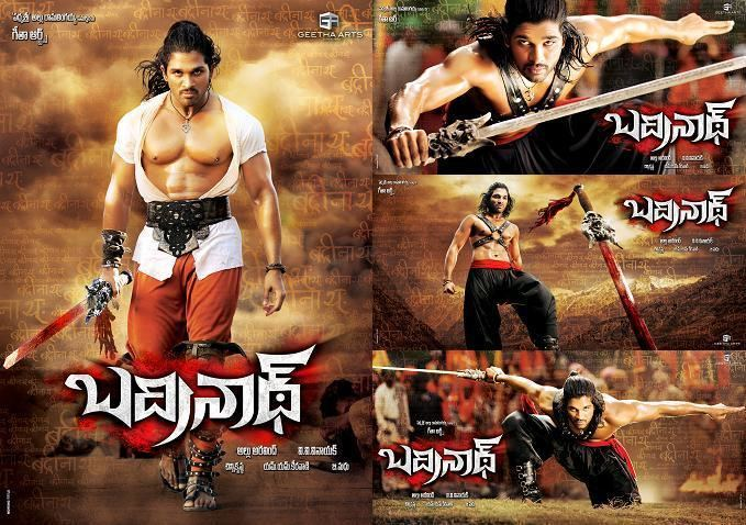 Badrinath (film) ALL ABOUT ALLU AJUN ALLU ARJUN Badrinath in Telugu