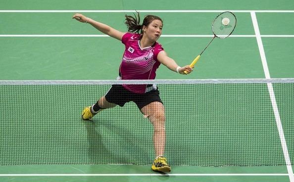 Bae Yeon-ju Bae Yeon Ju Photos Badminton 2013 World Championships