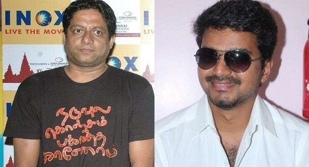 Bagavathi Perumal NKMK fame Baks joins Vijay Chimbudevan