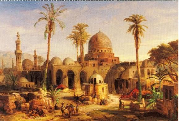 Baghdad in the past, History of Baghdad