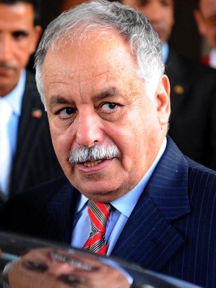 Baghdadi Mahmudi Jailed former Libyan prime minister Baghdadi ali Mahmudi