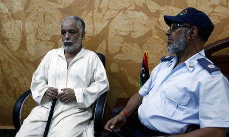 Baghdadi Mahmudi Libya39s former PM Mahmoudi 39tortured39 on forced return to