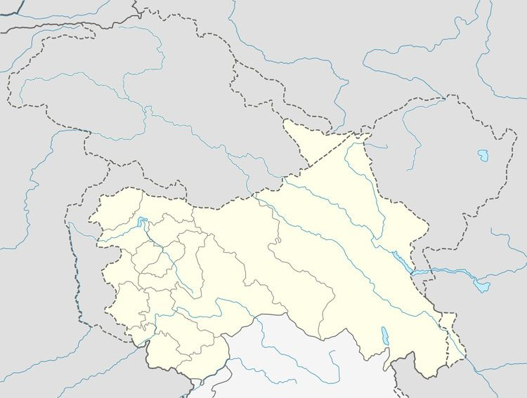 Baghu Nallah