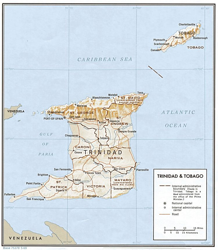 Bahá'í Faith in Trinidad and Tobago