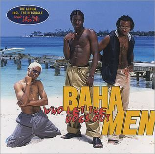 Baha Men Who Let the Dogs Out album Wikipedia