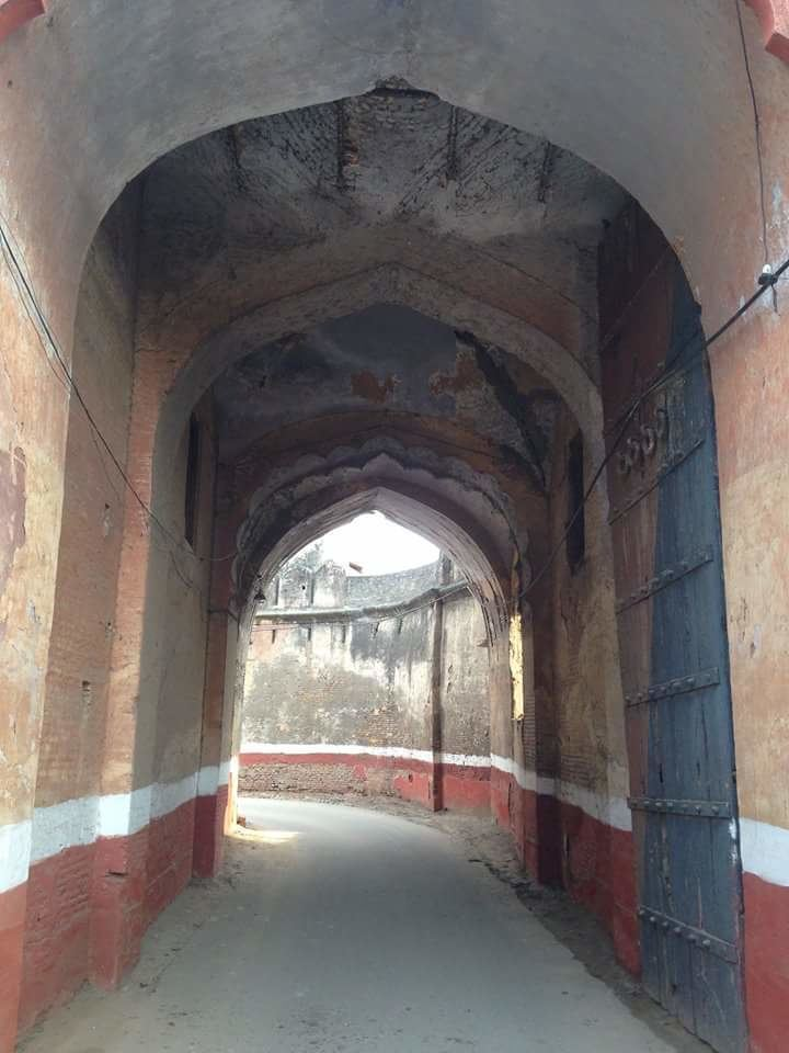 Bahadurgarh Fort